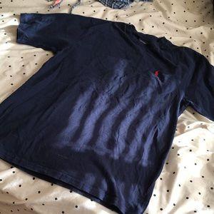 Polo T-shirt size large